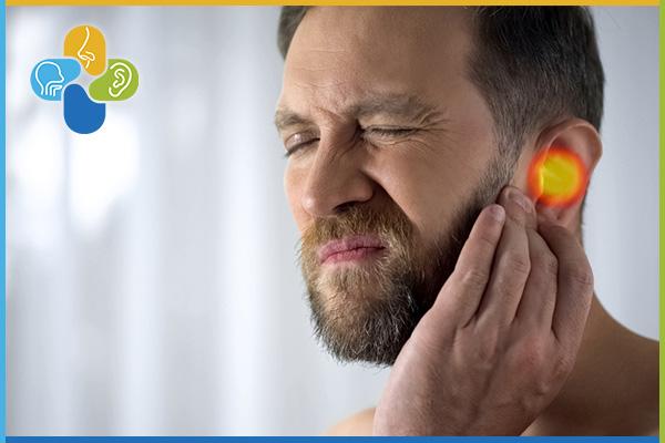 ωτίτιδα συμπτώματα